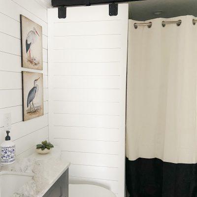 Lake house Bathroom Renovation